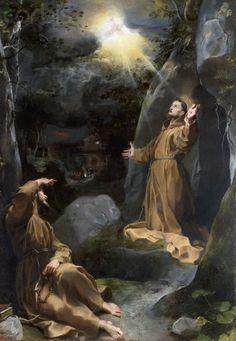 Saint Francis Receiving the Stigmata, Federigo Barocci