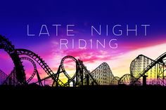 Unlimited Access to Late Night Riding @ Blackpool Pleasure Beach