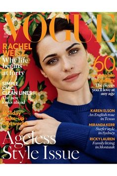 First Look: Meet our July 2012 cover star - Rachel Weisz