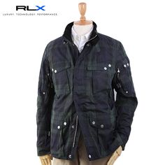 "Ralph Lauren ""RLX"" Men's Down Jacket"