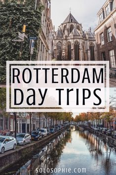 The Netherlands is home to more than its fair share of stunning attractions, cities, and scenery. Here are eight epic day trips from Rotterdam worth taking! Vacation Trips, Vacation Spots, Day Trips, Gouda Netherlands, Travel Netherlands, Rotterdam Netherlands, Visit Amsterdam, Amsterdam City, Europe Travel Guide