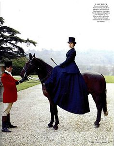 Downton Abbey...Town and Country