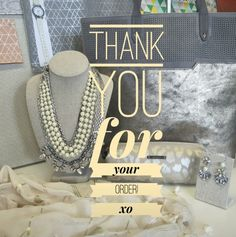 Thank you for your order - Stella & Dot