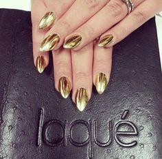 @trulyperfect Gold Chrome