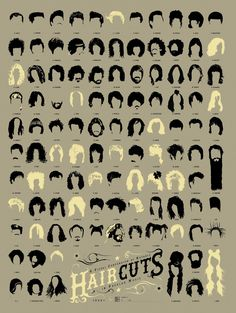 History of music in haircuts 01/03/2012