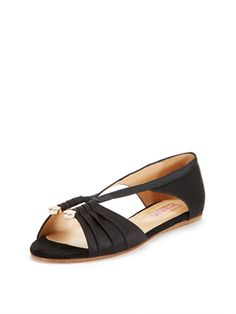 Romane Flat from Shoes by Derek Lam, 10 Crosby