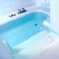 Sunken bath... With steps :D