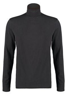 YOUR TURN Langarmshirt black Bekleidung bei Zalando.de | Material Oberstoff: 96% Baumwolle, 4% Elasthan | Bekleidung jetzt versandkostenfrei bei Zalando.de bestellen!