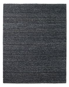 Luxe Looped Wool Rug - Graphite