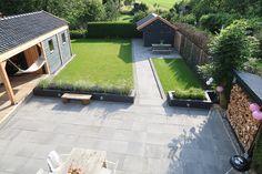 Tuininspiratie: onze tuinverbouwing en veranda - Follow Fashion Deck, Patio, Outdoor Decor, Julie, Home Decor, Marcel, Future, Decoration Home, Future Tense
