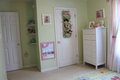 green toddler room