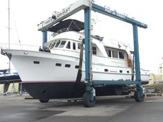Hull is finished and ready to splash.