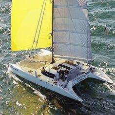 Catamaran Yachts, Sailing Videos, Yacht Design, Sailboats, Planes, 4x4, Nautical, Photo Galleries, Cruise