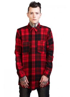 Renegade Tartan Red. We Are Other
