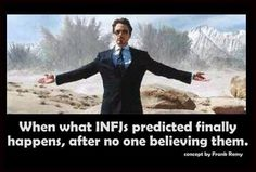 But never voice it because well infjs know why but yes we feel this