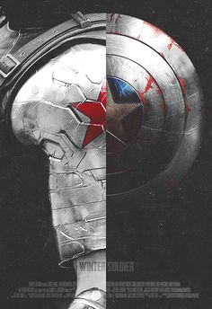 The Winter Soldier. SO. I heard this really interesting rumor that they will kill off the Steve Rodger/Chris Evans Captain America in a few years and Bucky Barnes/Sebastian Stan (now the winter soldier) will take his place. Apparently it happened in the comics once upon a time.