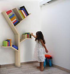 boekenboom voor de kinderkamer