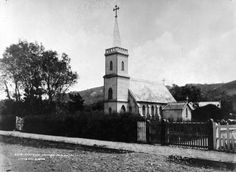 St. Peter and St. Paul's Catholic Church, Lower Hutt 1868-98