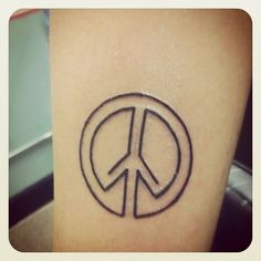 peace – Tattoo Picture at CheckoutMyInk.com