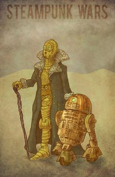 · Steampunk Wars by Eric Fan ·