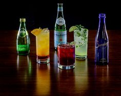 in serves a variety of mixed mocktails delicious when paired with one of their amazing entrees. Zion National Park, National Parks, Dukes Restaurant, Desert Rose, Fine Dining, Monument Valley, Entrees, Utah, Deserts