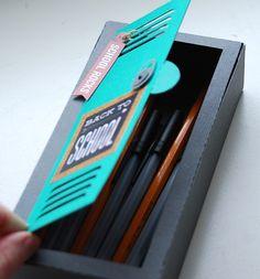 ¡Nos ha encantado este #DIY para hacer nuestro propio estuche! #vueltaalcole
