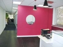 The Jayroma Project. office refurbishment and out fitted by Kova