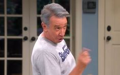 Mike Baxter, Crossover Episodes, Kind And Generous, Tim Allen, Last Man Standing, Pull Off, Hurdles, Very Excited, Home Improvement