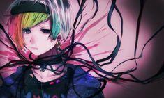 Kawaii Anime, Kawaii Chan, Cute Anime Pics, Cute Anime Boy, Dark Anime, Danganronpa Characters, Anime Characters, The Wolf Game, Anime Boy Zeichnung