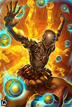 """Pass into the Iris - Overwatch fan art by Drake (Winson) Tsui """"A series of illustrations featuring characters performing their """"Ultimates"""" from Blizzard's Overwatch"""" More from Drake Tsui's Overwatch. Overwatch Memes, Overwatch Fan Art, Overwatch Ultimates, Overwatch Drawings, Overwatch Genji, Overwatch Zenyatta, Game Character, Character Design, Drake"""