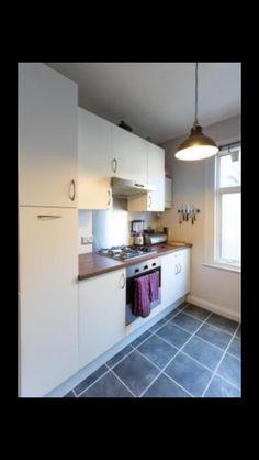 Warner kitchen