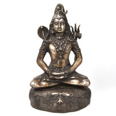 In This Holy Month of  Shravan Welcome #Lord Shiva With Indianshelf https://www.indianshelf.in/bronze-shiva  #shravanmonth