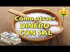 AGUA Y SAL PARA ATRAER EL DINERO ~ Los Consejos Mágicos de Margui - YouTube
