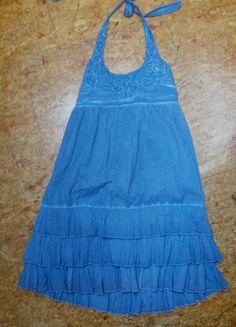Kupuj mé předměty na #vinted http://www.vinted.cz/damske-obleceni/mini-saty/9191377-letni-modre-saty-nove-vel-42