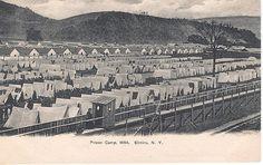 Elmira New York Civil War Prison Camp by civilwarbattlefields, via Flickr