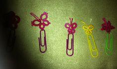 Paperclip tats