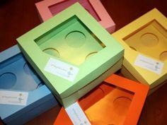 Cajas para cupcakes | Aprender manualidades es facilisimo.com