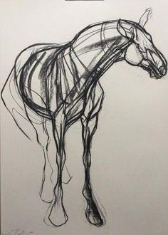 Thompsons Galleries | JO TAYLOR - Drawing Breath | Cavendish Street