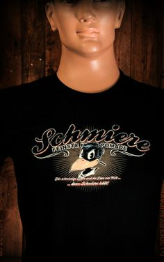 Rumble59 - Schmiere - feinste Haar-Pomade - Men T-Shirt - Rockabilly-Rules.com