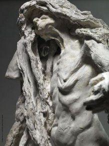 Camille Claudel Clotho, 1893 (detail) Plaster - x x 43 cm Paris, Musée Rodin