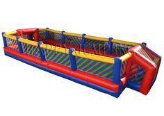 Soccer Field: Bounce House For Sale Funny Games For Kids, Games For Fun, Soccer Birthday, Soccer Party, Bouncy House, Inflatable Slide, Soccer Quotes, Game 4, Cool Inventions