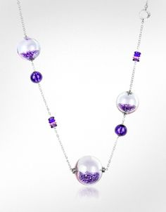 Antica Murrina Shine - Murano Glass Necklace