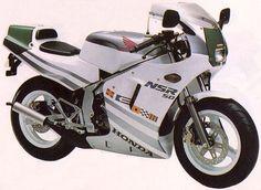 Honda nsr50 terra(1989)