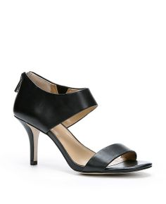 Arlena Leather Shooties @ Ann Taylor - very comfortable sandal to wear with everything.