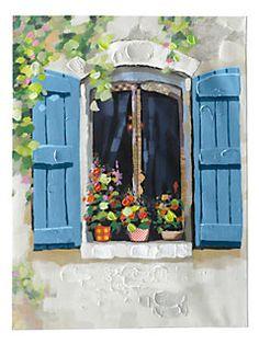 heine home - Schilderij »Raam«