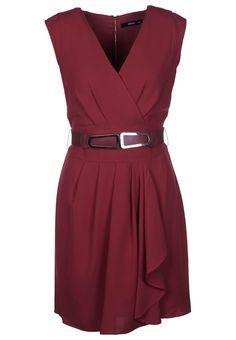 Vestito elegante - rosso