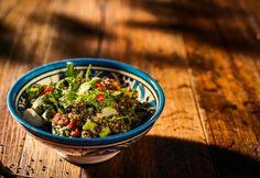 1. Soulfood-Rezept: Quinoa-Salat