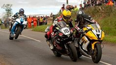 Irish Road Racing - The most Extreme Championship in the world.