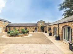 Stunning wedding venue set in acres of North Yorkshire countryside available for exclusive weddings and private hire. Barn Conversion Exterior, Barn House Conversion, Barn Conversions, Barnard Castle, Agricultural Buildings, Barn Renovation, Best Barns, Stone Barns, Modern Barn