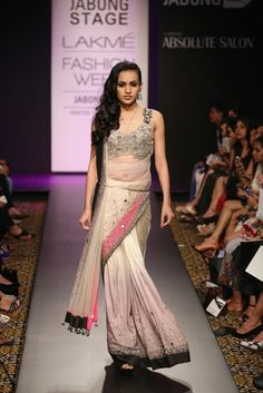Fashion: Arpita Mehta Lakme Fashion Week Winter/Festive 2014 Collection